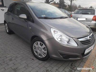 używany Opel Corsa 1.2dm 85KM 2011r. 106 000km