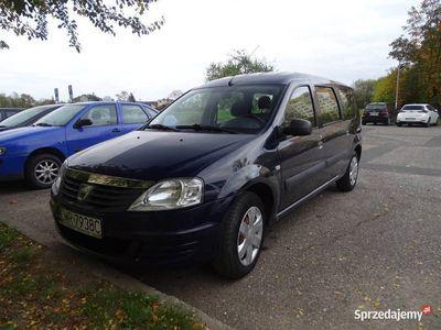 używany Dacia Logan MCV 1.5 DCI 75 KM DIESEL 2011 r. 133 000 km