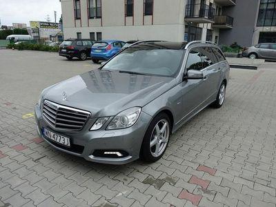 używany Mercedes E350 3dm 231KM 2009r. 309 000km