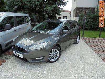 used Ford Focus 1.5dm 120KM 2017r. 136 000km