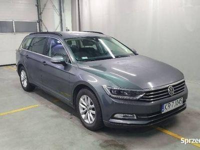 używany VW Passat 1.8dm 180KM 2015r. 119 896km