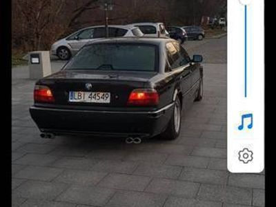 używany BMW 728 e38 i LPG zamiana