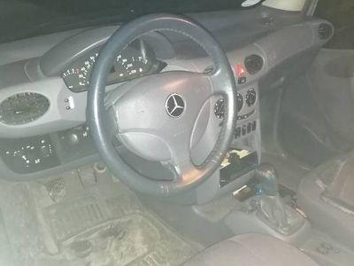 używany Mercedes A160 na części