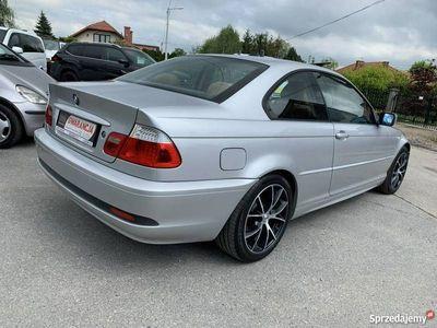używany BMW 318 SERIA 3 IV (E46) Raty/Zamiana Gwarancja Ci coupe bezwypadkowa