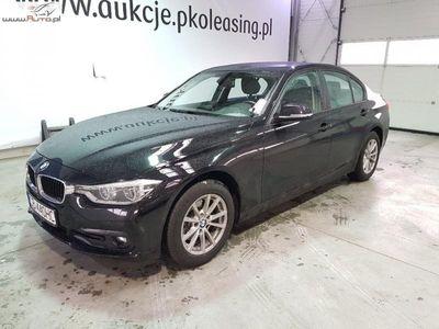 używany BMW 318 seria 3 2dm3 150KM 2017r. 21 030km Seria 3 [F30/F80] d