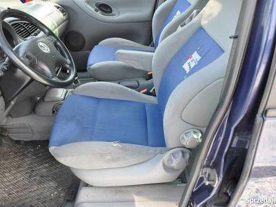 używany VW Sharan 1.9 TDI 110 KM 2000 rok 7 osobowy opłacony