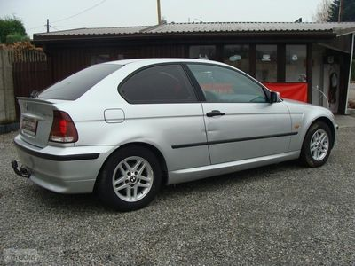 używany BMW 2000 SERIA 3 IV (E46) pojdiesel-115KM