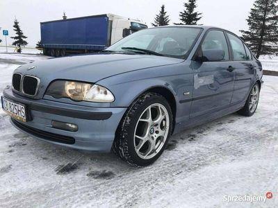 używany BMW 318 E46 I 1.9+gaz 200rok sedan climatronic okazja !!!
