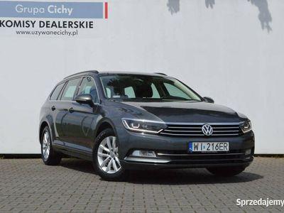 używany VW Passat Passat B8 ComfortlineVariant 2.0TDI 150KM Salon PL Vat 23% Nawigacja A