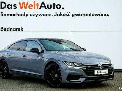 używany VW Arteon 2.0 TSI 190KM DSG DCC R-LIne Salon Polska Pierwszy właściciel FV23%