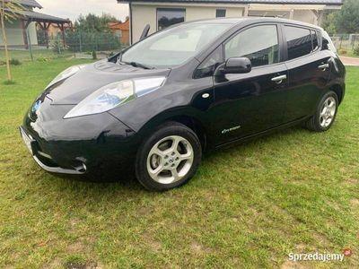 używany Nissan Leaf Leaf100% elektryk Bogata Wersja Mały Przebieg Zarejestrowany