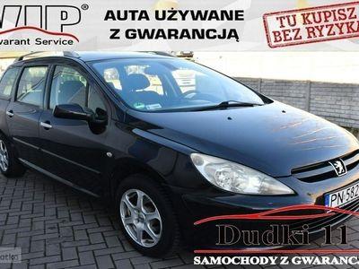 używany Peugeot 307 I 1,6 +Gaz DUDKI11 Panorama,Alu,Serwis,klimatronic, opłacony,kredyt,, Kutno