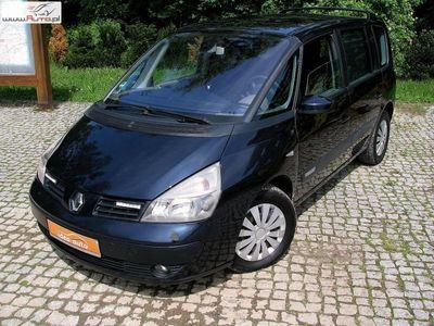 używany Renault Espace 1.9dm3 120KM 2005r. 242 000km *Zarejestrowany w Polsce*Serwisowany*Sprawny*