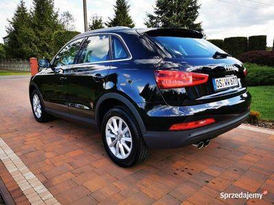 używany Audi Q3 2.0 - stan jak nowy - dla wymagających -