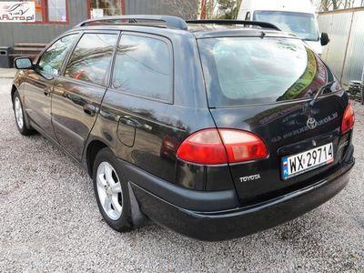 brugt Toyota Avensis 2dm3 150KM 2002r. 309 000km !!! Bemowo !!! 2.0 Benzyna, 2002 rok !!! KLIMATYZACJA !!! ALUFELGI !!!