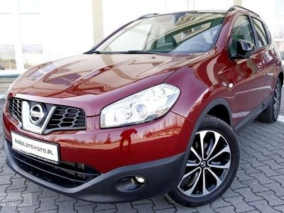 używany Nissan Qashqai II 1.6Dci131KM/Klimatronic/Półskóry/Panorama/KameraCof.360/Navi/GWARANC