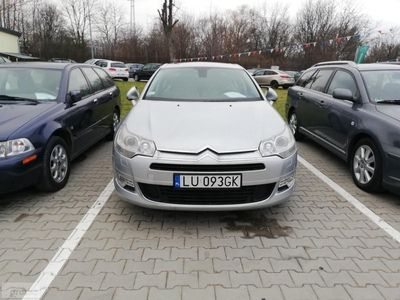 używany Citroën C5 2008r 2.7Diesel 204KM Klima Możliwa Zamiana