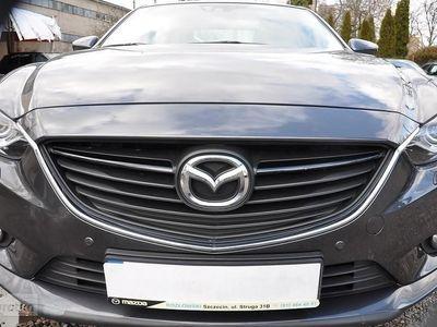 używany Mazda 6 III Salon PL *serwis *piękna *Tylko48tys km *gwarancja *możliwa zamiana, Świnoujście