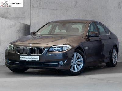 używany BMW 520 2dm 183KM 2013r. 108 844km