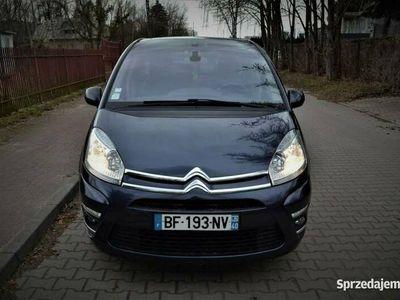 używany Citroën C4 Picasso Automat /Bogata Wersja Wyposażenia/ Exclusive/ Polecam/ Okazja I (2006-2013)