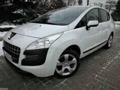 używany Peugeot 3008 I 1.6 GAZ-SUPER STAN BEZWYPADKOWY