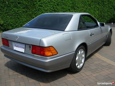 używany Mercedes SL320 R129 1995r. z Japonii