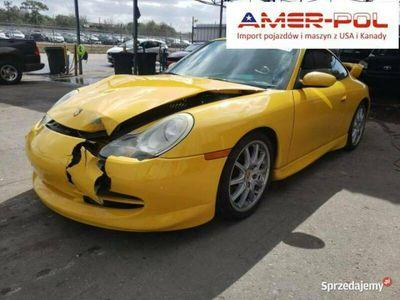 używany Porsche 996 2000, 3.4L, uszkodzony przód (1997-2004)