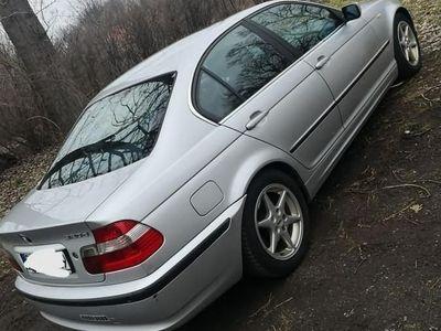 używany BMW 320 SERIA 3 IV (E46) e46 d 150KM