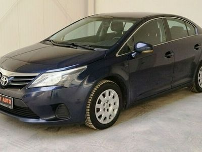 używany Toyota Avensis 1.8 Benzyna 147km Klima Parktronic Salon PL F.Vat23% GWARANCJA III (2009-)
