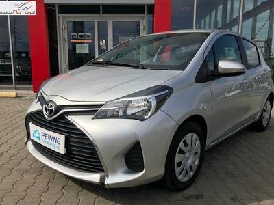 używany Toyota Yaris 1.3dm3 99KM 2016r. 79 596km ACTIVE