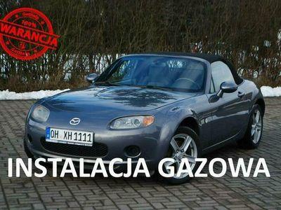 używany Mazda MX5 1,8 benzyna/gaz LPG III (2005-)