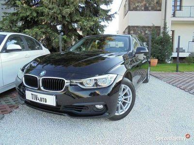 używany BMW 318 318 i BEZWYPADKOWY Nawigacja Full LED Salon Serwis w ASO Cena netto+VAT F30 (2012-)