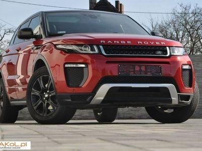 używany Land Rover Range Rover evoque 2dm 150KM 2016r. 117 000km