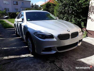 używany BMW 535 5 f10 D możliwa zamiana