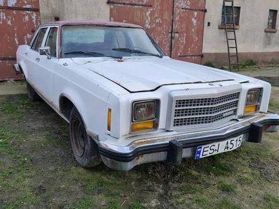 używany Ford Granada USA 1974 klasyk antyk ZAMIANA