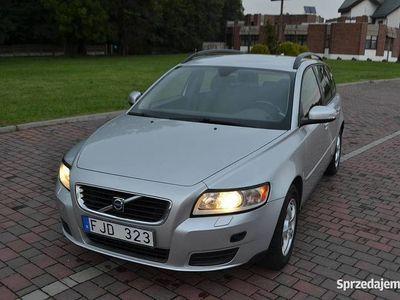 używany Volvo V50 LIFT 1.8 125KM Oryginalny Lakier zadbany