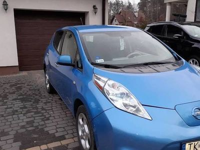 używany Nissan Leaf 2012 rok dwuletnia bateria