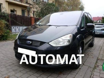 używany Ford Galaxy III 2.0 TDCi Ghia,automat,skóra,NAVIGACJA,monitory,panorama,7-os.