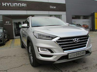używany Hyundai Tucson 1.6 177 KM Style rok 2020 2WD 700 km