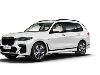 używany BMW X7 xDrive40i | Zawieszenie Pneumayczne obu osi Reflektory Laserowe |