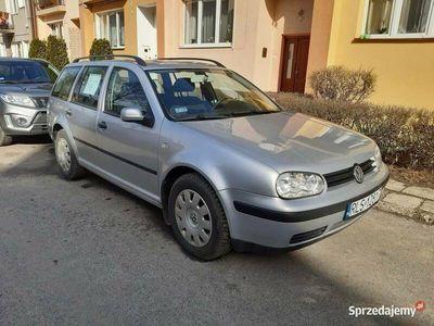 używany VW Golf IV Variant