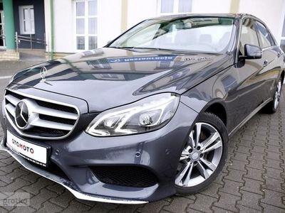 używany Mercedes 300 Klasa E W2123.0CDI 231KM/LED/Skóry/Tempomat/Navi/Parkronic/Serwisowany/GWARA