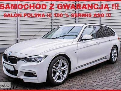 używany BMW 318 SERIA 3M PAKIET + Automat + Salon PL + 1 Wł + 100% Serwis !!!, Leszno