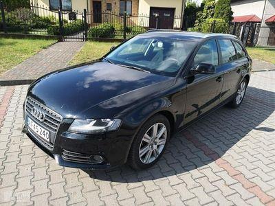 używany Audi A4 2.7dm3 190KM 2008r. 189 500km ABS automatyczna klima.