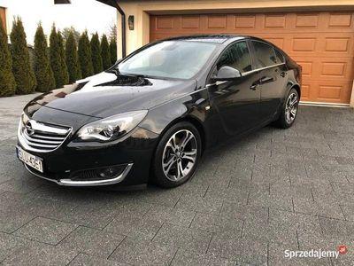 używany Opel Insignia Executive 2.0 Diesel Salon PL Bezwypadkowy FVa