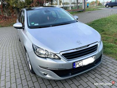 używany Peugeot 308 II SW 1.6 e-HDi Active S&S
