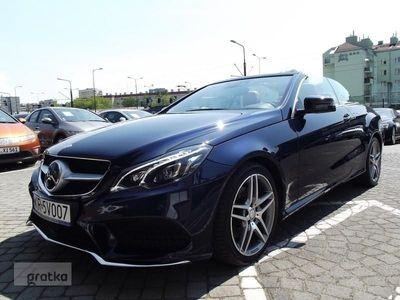 używany Mercedes 350 Klasa E W212Blueef AMG 7G-tronic 42tys km Serwis ASO FV23%