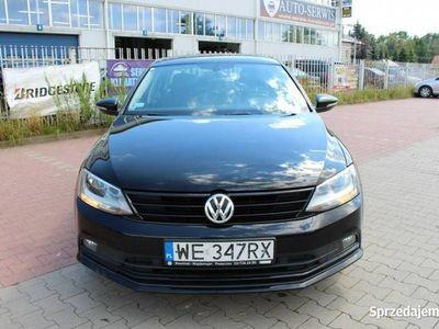 używany VW Jetta Comfortline 2.0TDI CR Salon PL 2017 fak23% A6 (2010-)