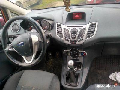 używany Ford Fiesta MK7 2008
