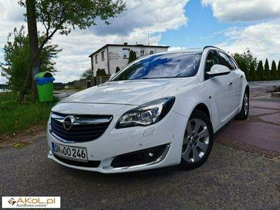 używany Opel Insignia 2dm 170KM 2015r. 191 000km